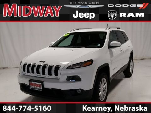 New 2018 Jeep Cherokee Latitude Plus 4WD