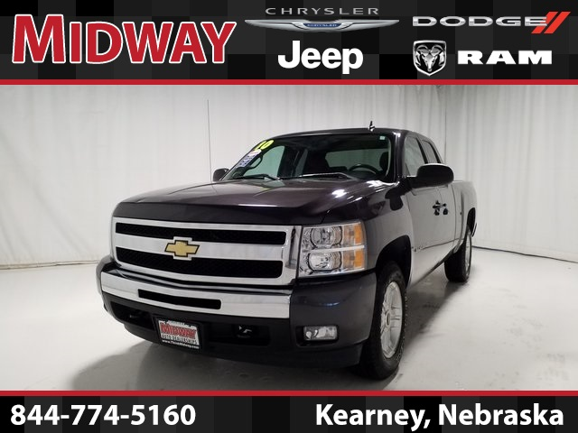 Certified Pre Owned 2010 Chevrolet Silverado 1500 LT