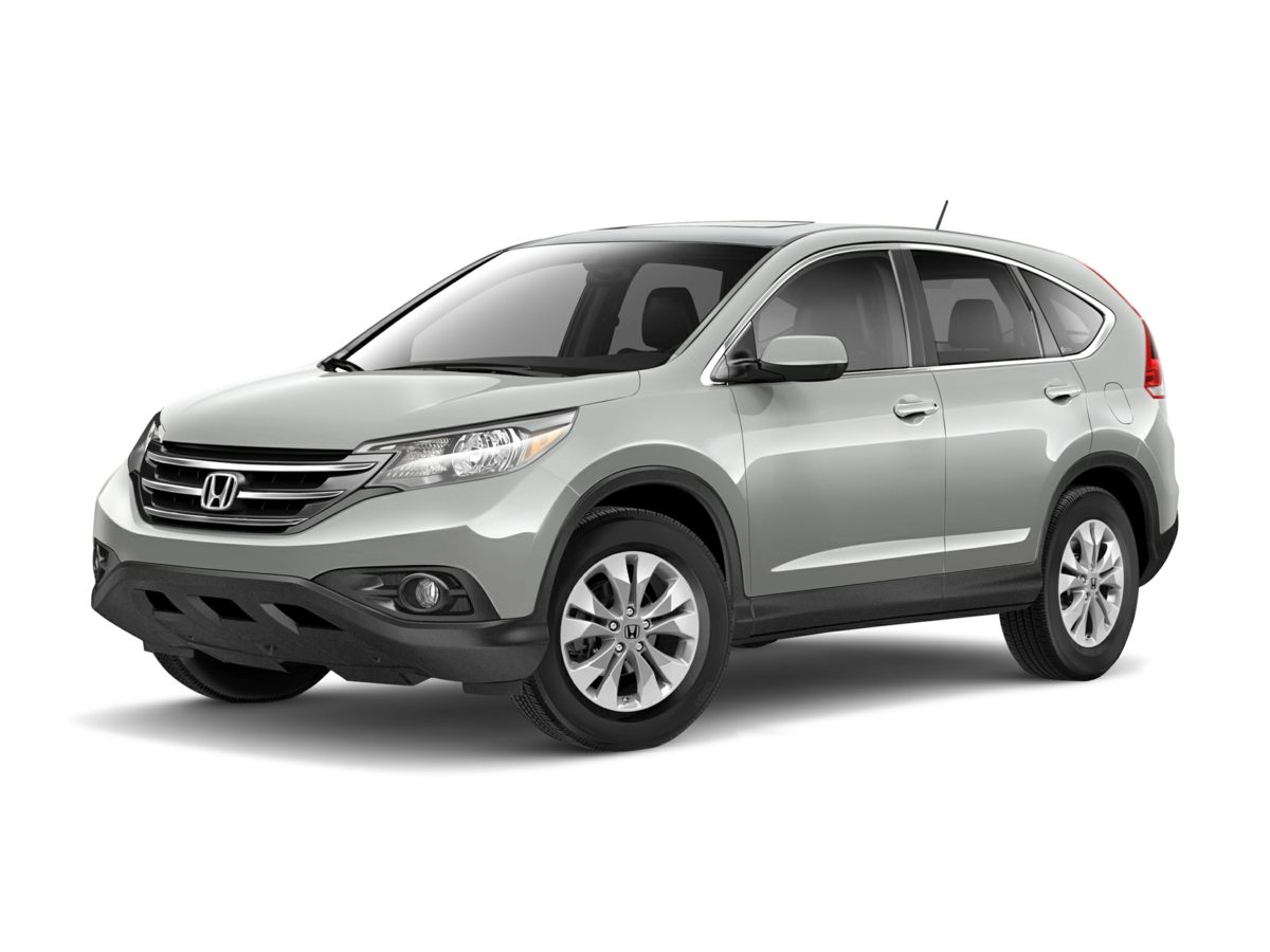 Certified Pre-Owned 2013 Honda CR-V EX