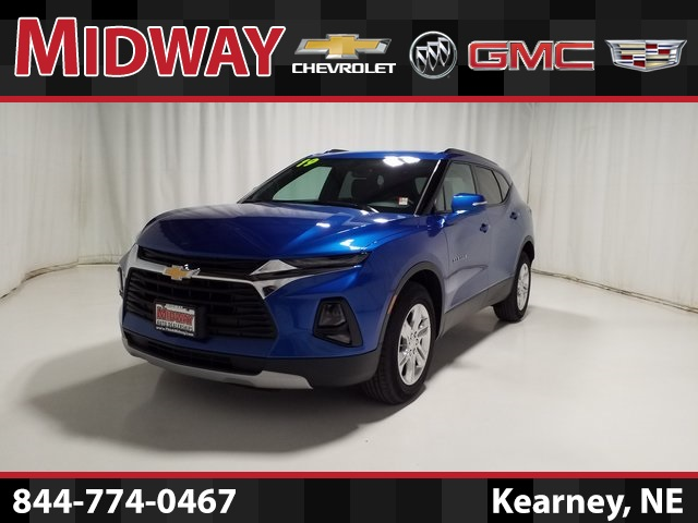 New 2019 Chevrolet Blazer Base 4d Sport Utility In Kearney H2897