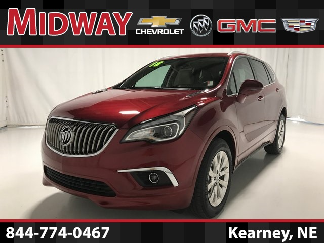 New 2018 Buick Envision Essence