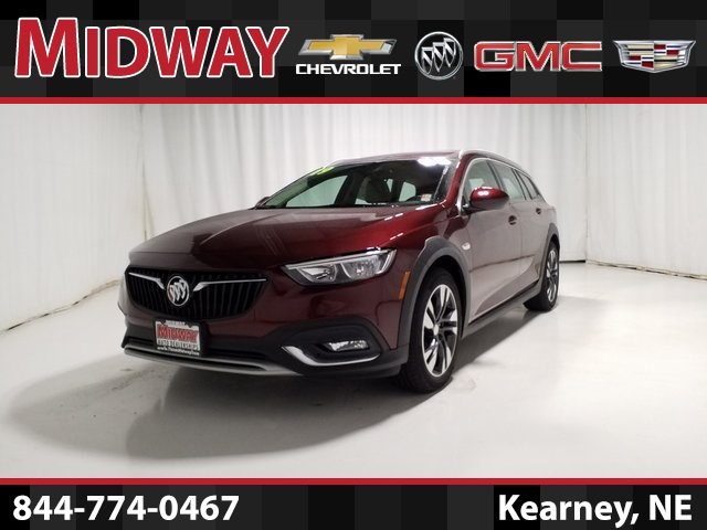 New 2019 Buick Regal Tourx Preferred 5d Wagon In Kearney H2838