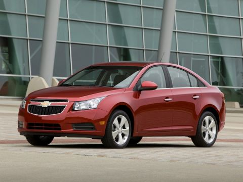Certified Pre-Owned 2011 Chevrolet Cruze 2LT