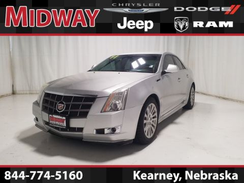 Pre-Owned 2011 Cadillac CTS 3.0L Performance