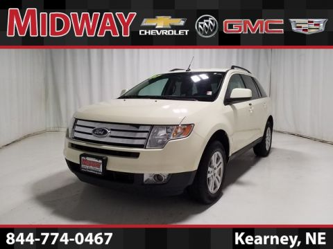 Pre-Owned 2007 Ford Edge SEL