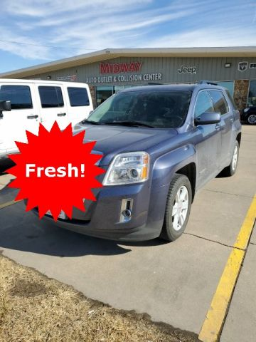 Certified Pre-Owned 2013 GMC Terrain SLE-2