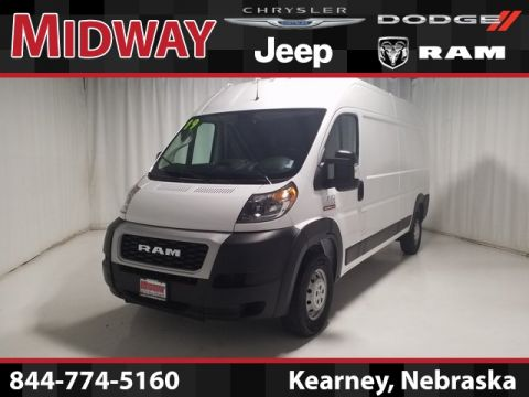 New 2019 Ram ProMaster 2500 High Roof