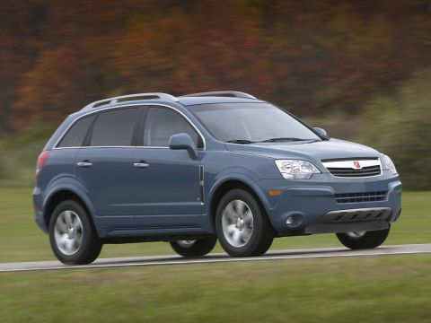 Pre-Owned 2009 Saturn VUE XR